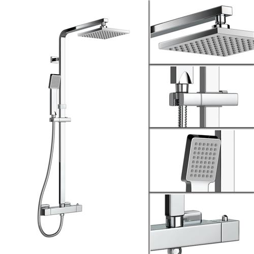 ... Shower Sets; Feature : Thermostatic Faucets; Installation Type : Wall  Mounted