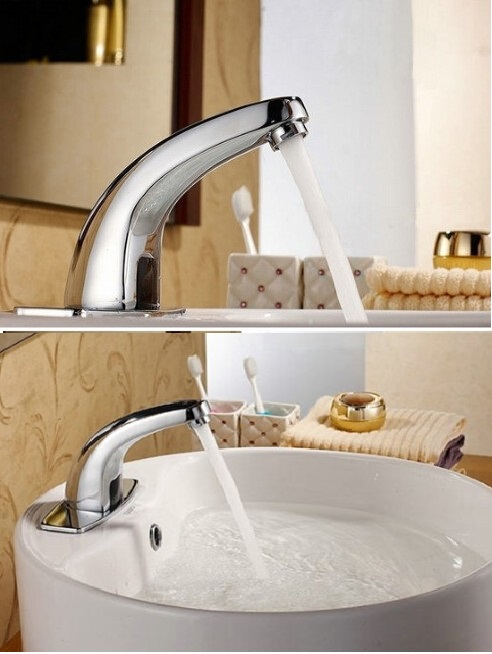 ADA Commercial Bathroom Motion Sensor Faucets BathSelect Residential Bath