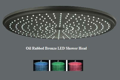 Buy Fontana 16 Oil Rubbed Bronze Round Color Changing Led