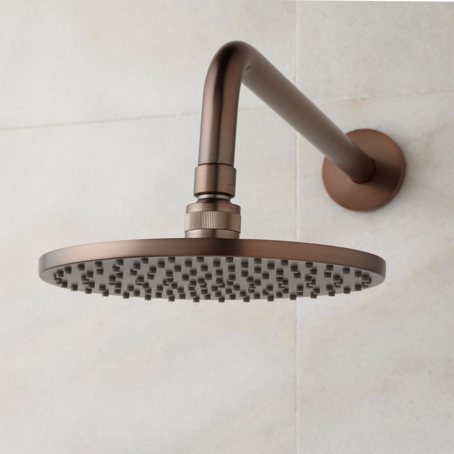 Oil Rubbed Bronze Rain Shower Head