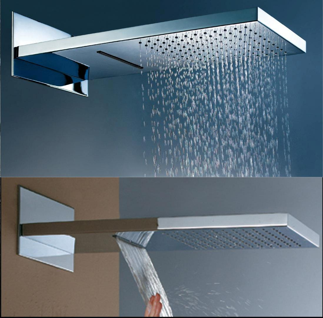 bathroom shower head