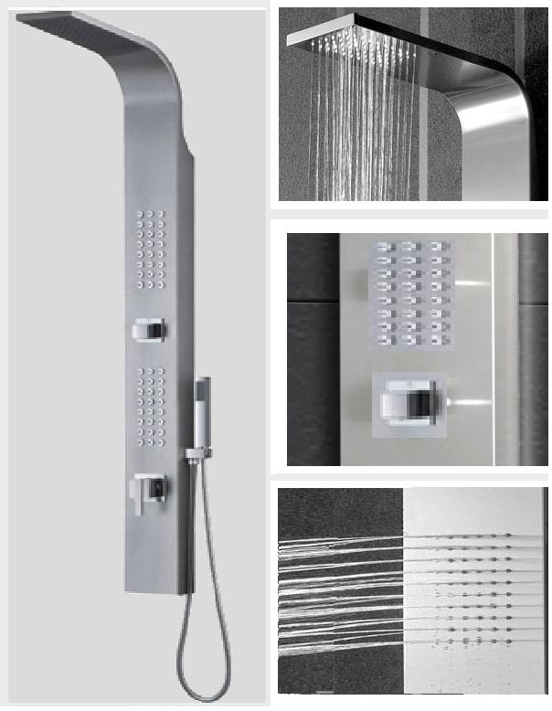 Image result for shower panel