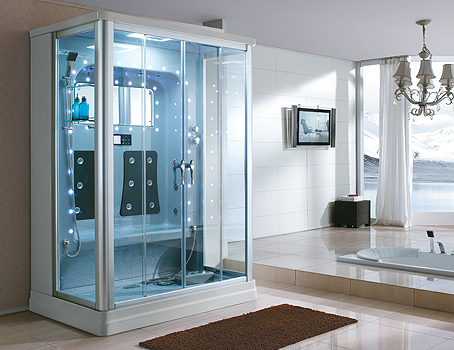 Steam Showers in Your Bathroom