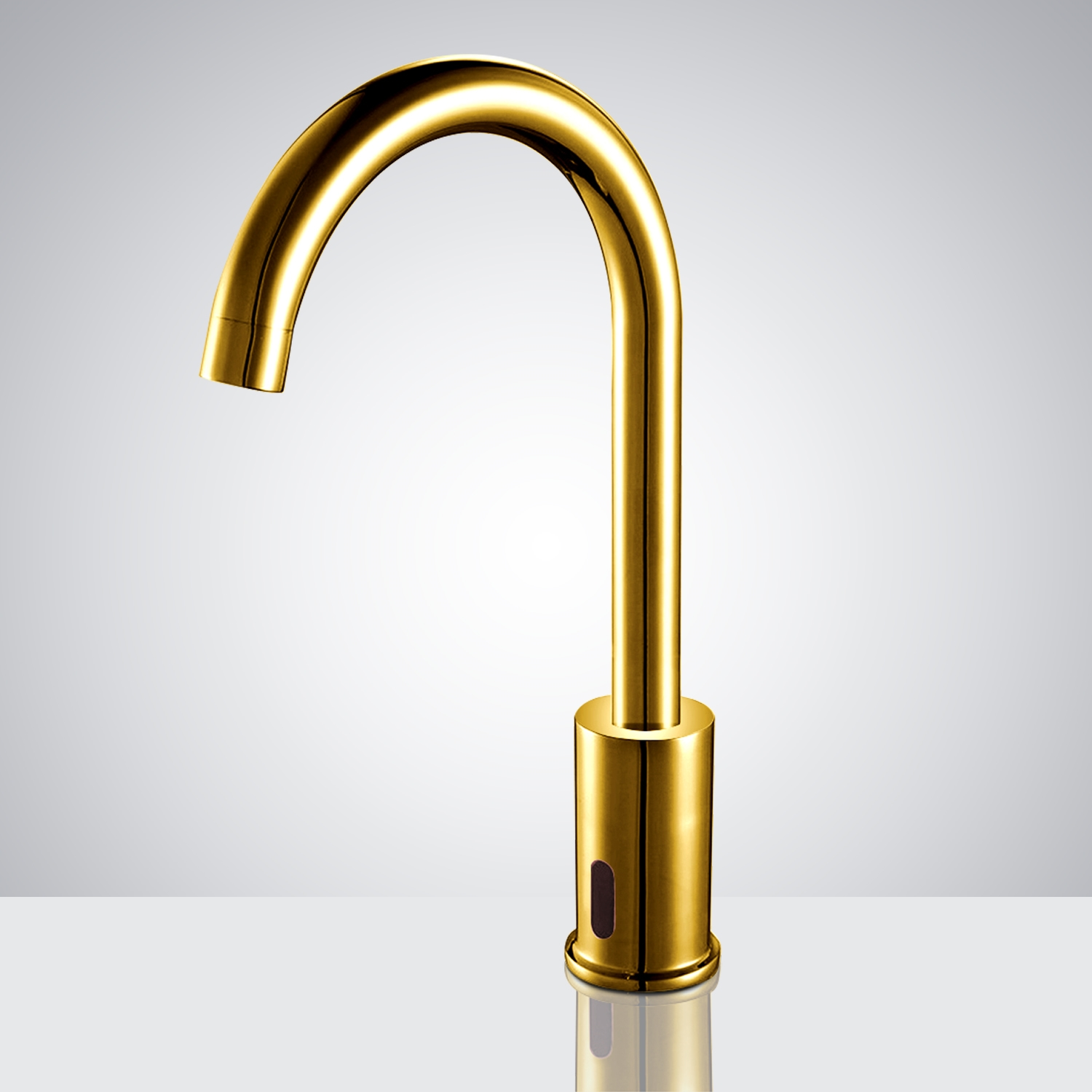 Goose Neck Automatic Touchless Faucets Hands Free