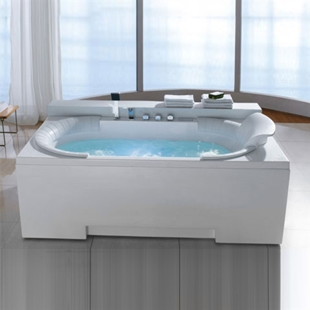 contemporary hydrotherapy massage whirlpool bathtub sale