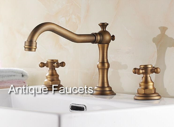 Hurry! Special Offers Ends On Antique Brass Bathroom Faucet Soon