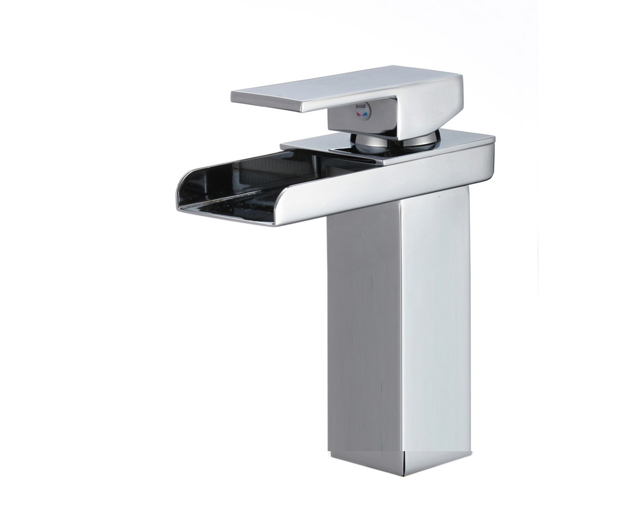 Avignon Single Handle Deck Mounted Bathroom Sink Faucet