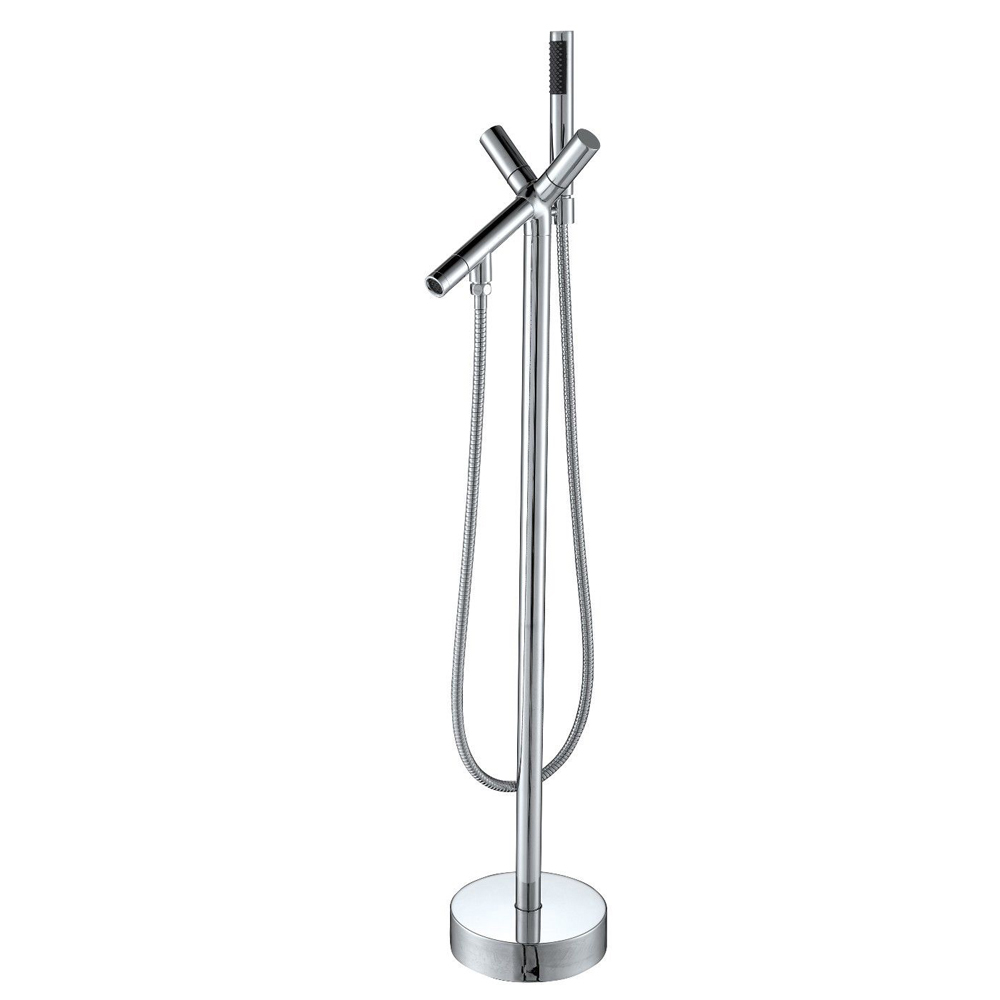 Floor Mounted Tub Filler