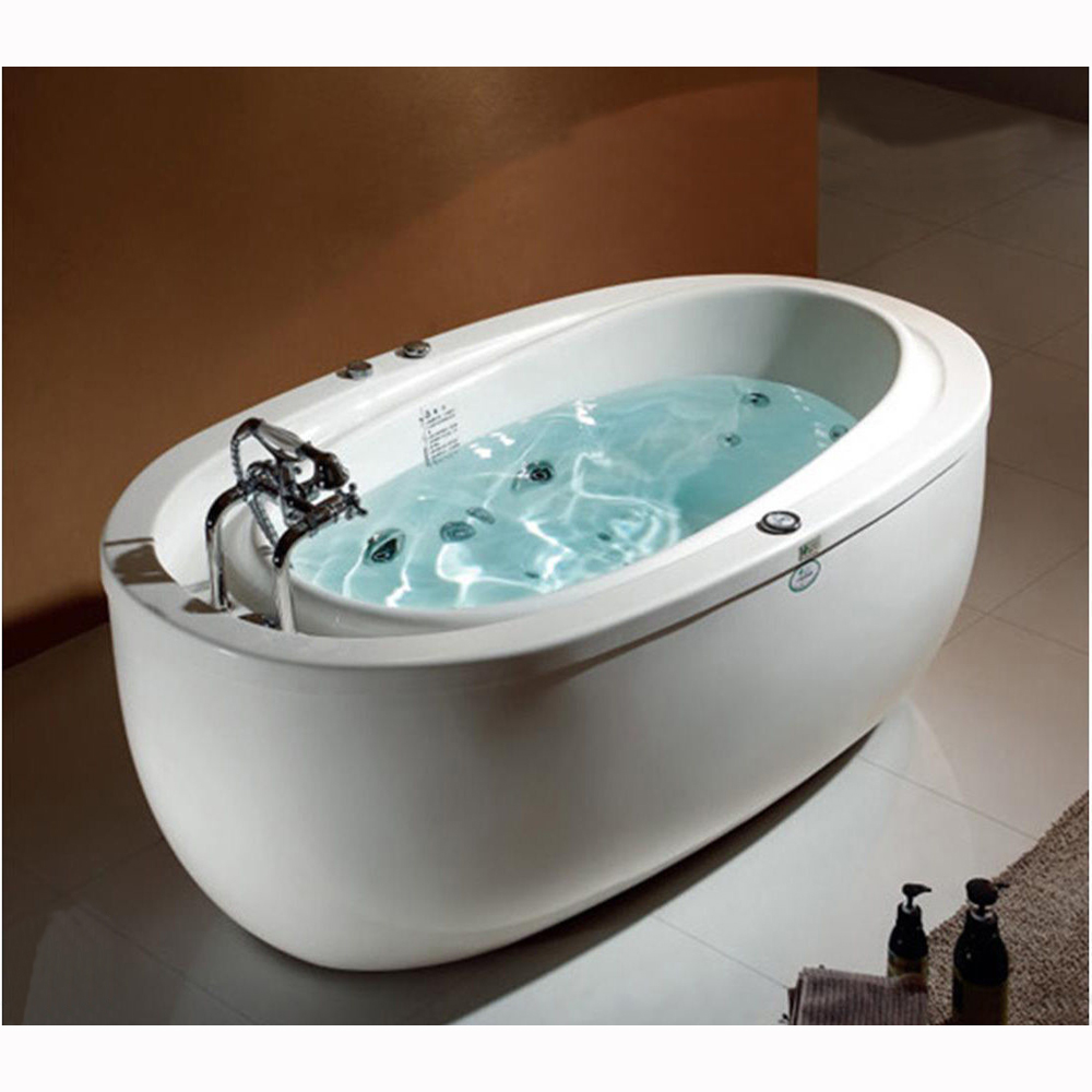 Shop Fontana Hydromassage Whirlpool Air Bubble Bathtub At Bathselect