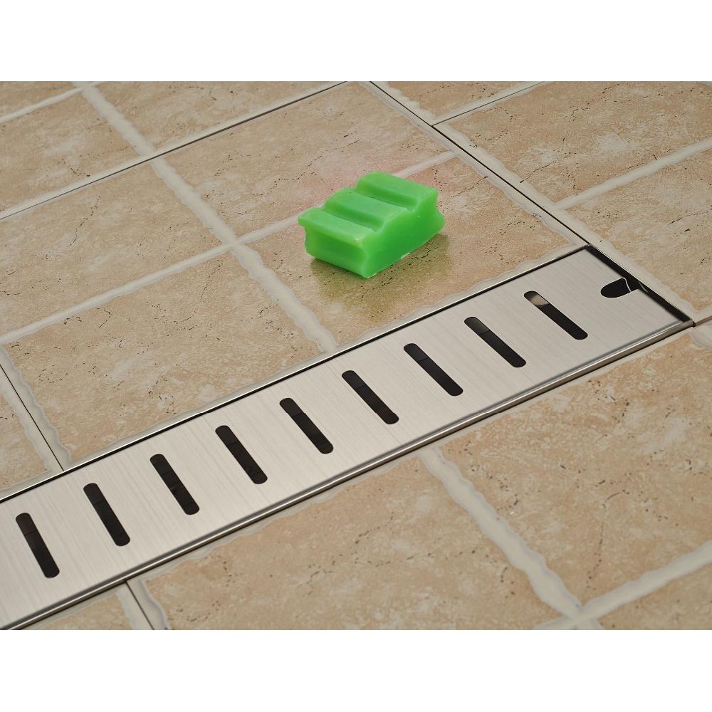 Buy widespread bathroom floor drain cover brushed nickle shower widespread bathroom floor drain cover brushed nickle shower floor grate drain dailygadgetfo Image collections