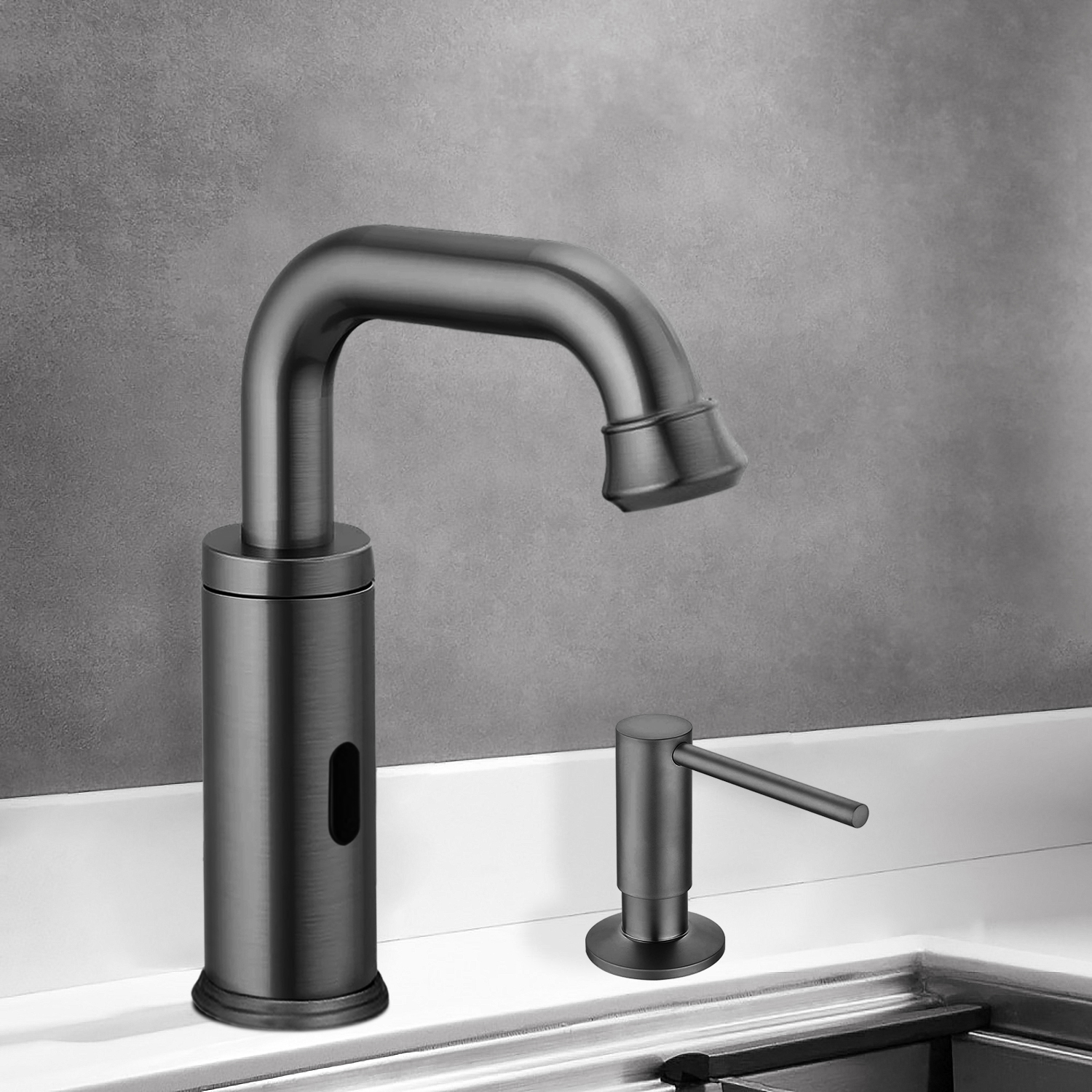 The Dark Oil Rubbed Bronze Bathselect