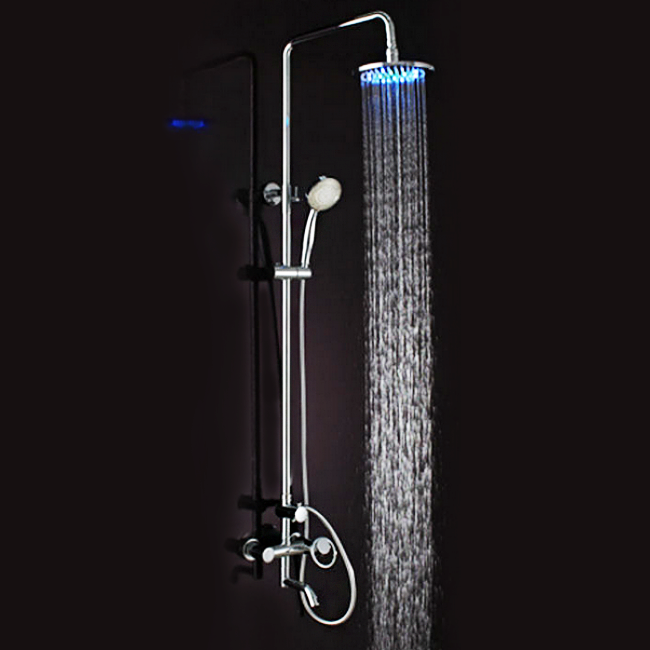 Willard LED Shower Set (LED6016)