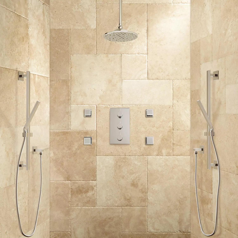 Lümar Shower Set