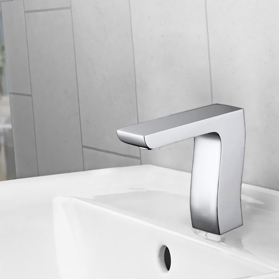 Lima Windowless Capacitive Touch Commercial Automatic Motion Sensor Faucet
