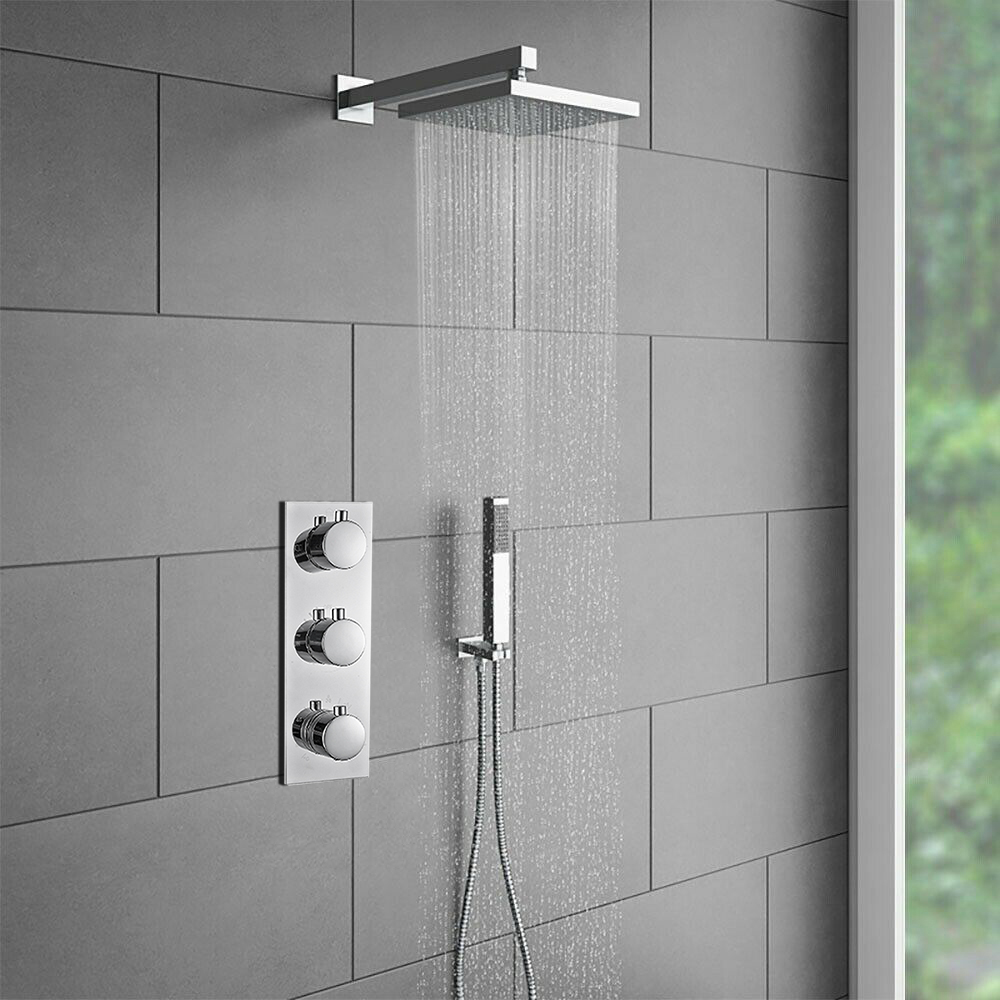 Alurae Shower Set