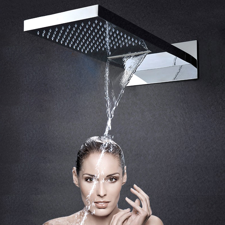 Reno Contemporary Series Head Shower