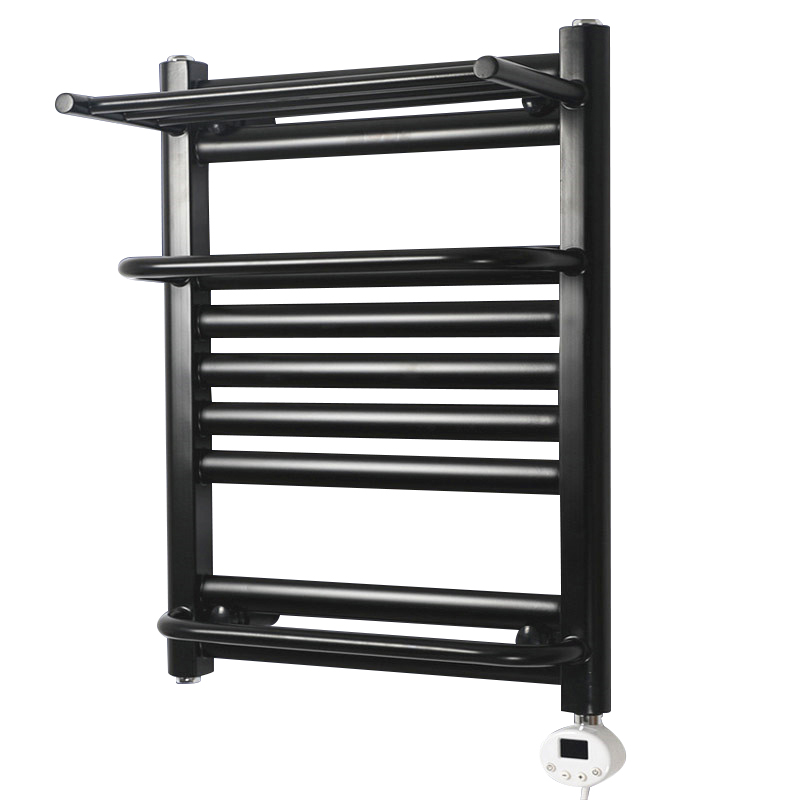 BathSelect Double Layer Electric Heating Towel Warmer With Intelligent Temperature Control In Dark Oil Rubbed Bronze Finish