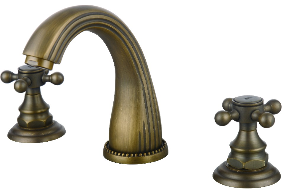 Three piece bathroom faucet home design for Three piece bathroom