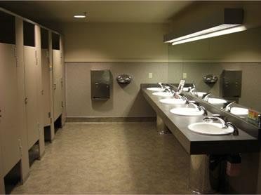commercial bathroom design - Restroom Design