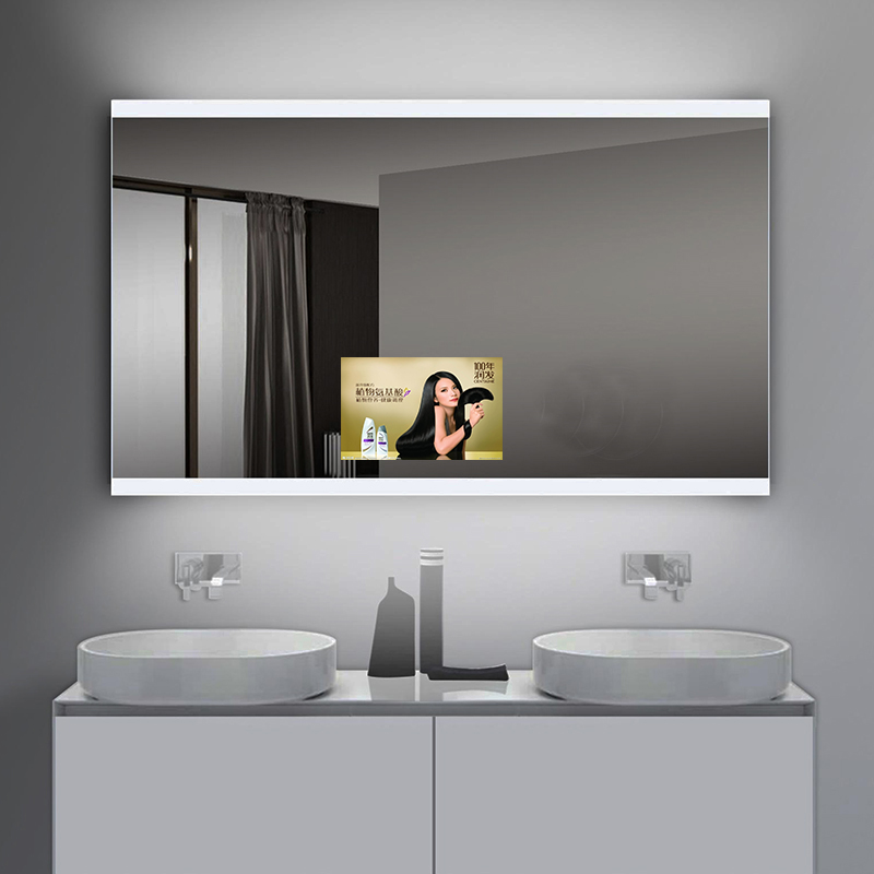 Frame Less Android Smart Mirror