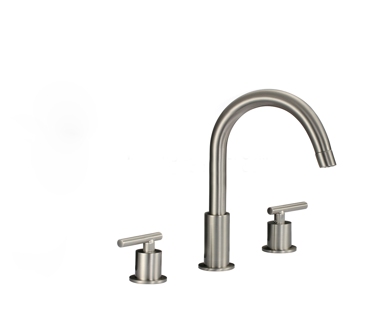 Buy Genoa Dual Handle Bathroom Sink Faucet Online. Bathselect ...