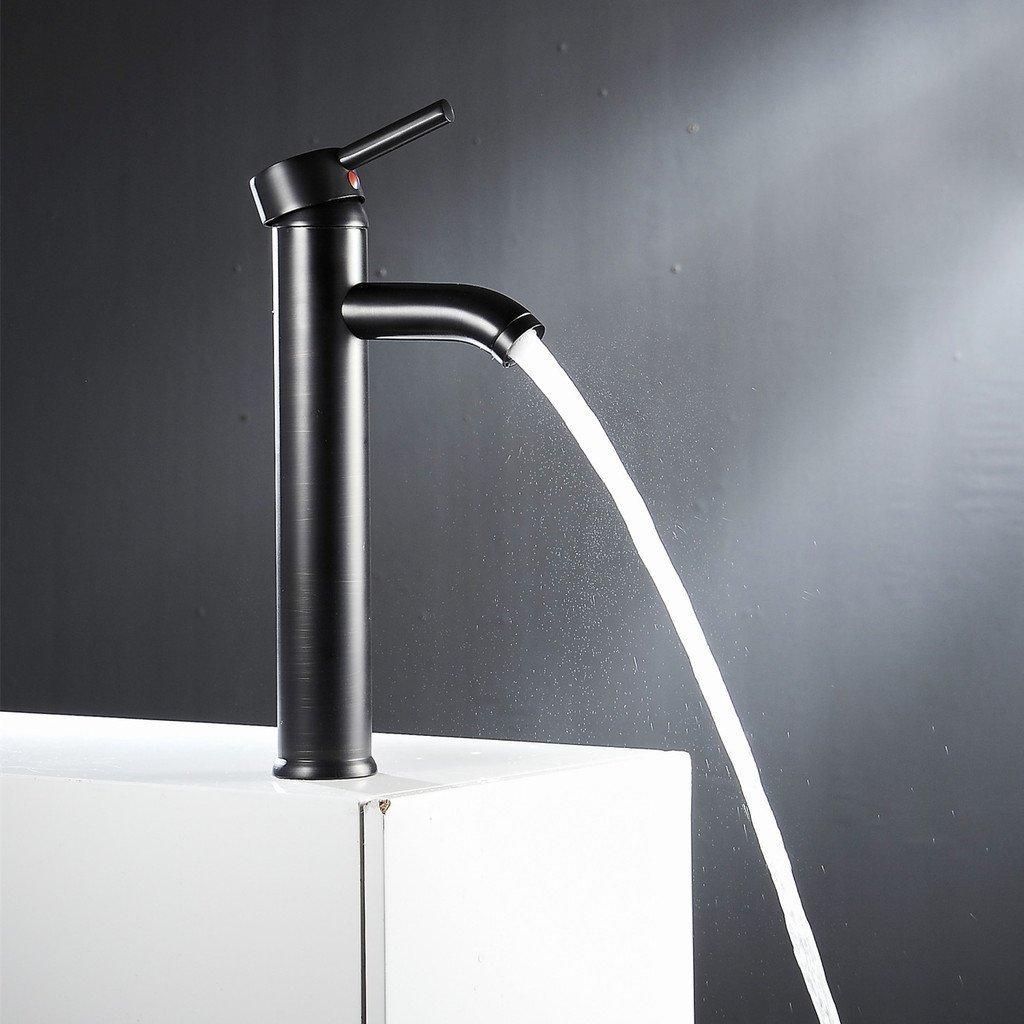 Messina Single Handle Bathroom Sink Faucet
