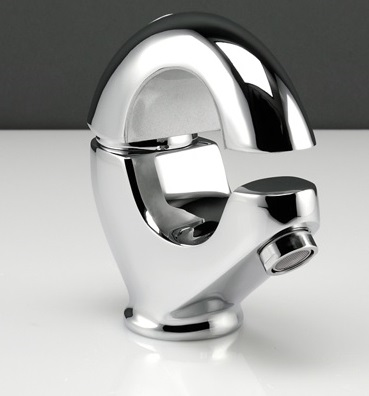 Buy Monarc Deck Mounted Chrome Polished Finish Pull Out Bathroom ...