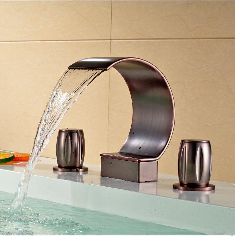 ORB Widespread Bathtub Mixer BTE-E58