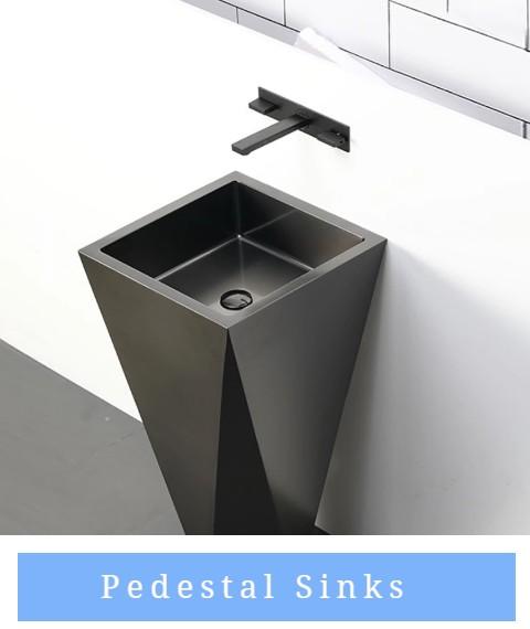 Pedestal Free Standing Sinks