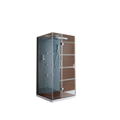 FontanaShowers Steam Glass Shower Cabinet