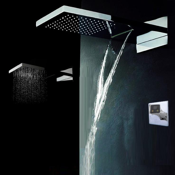 Rain Shower Water