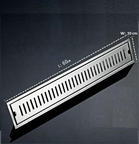 Shower Floor Linear Drain