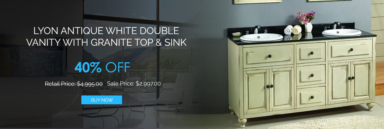 Vanities and Cabinets