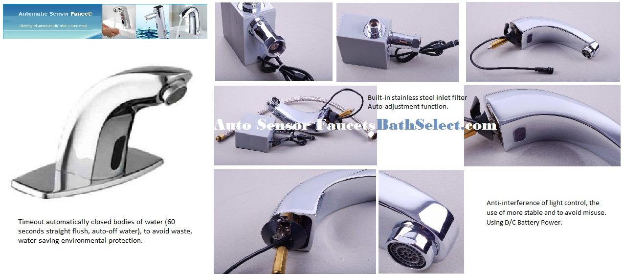 Buy Mira Automatic Hands Free Faucet Online. Bathselect Accessories