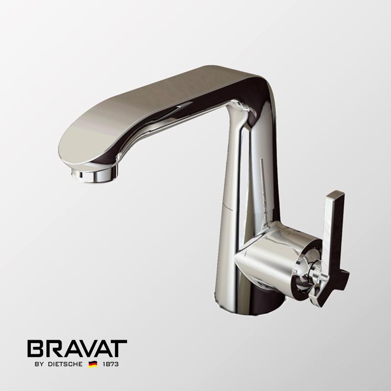 Shop Basin Used Bath & Shower Chrome Faucet European Design Basin ...
