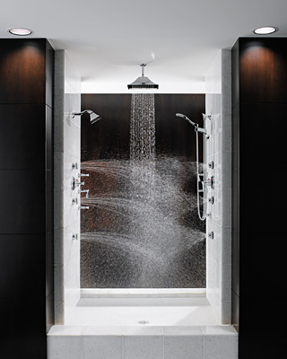 Advantages Of Massage Shower Panels - Bathselect Blog