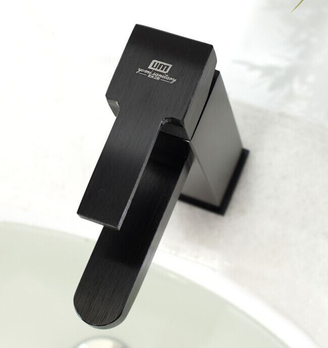 Black Bathroom Faucet Sink Mixer