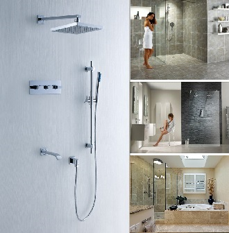 Bathroom Designer Shower Sets on Sale