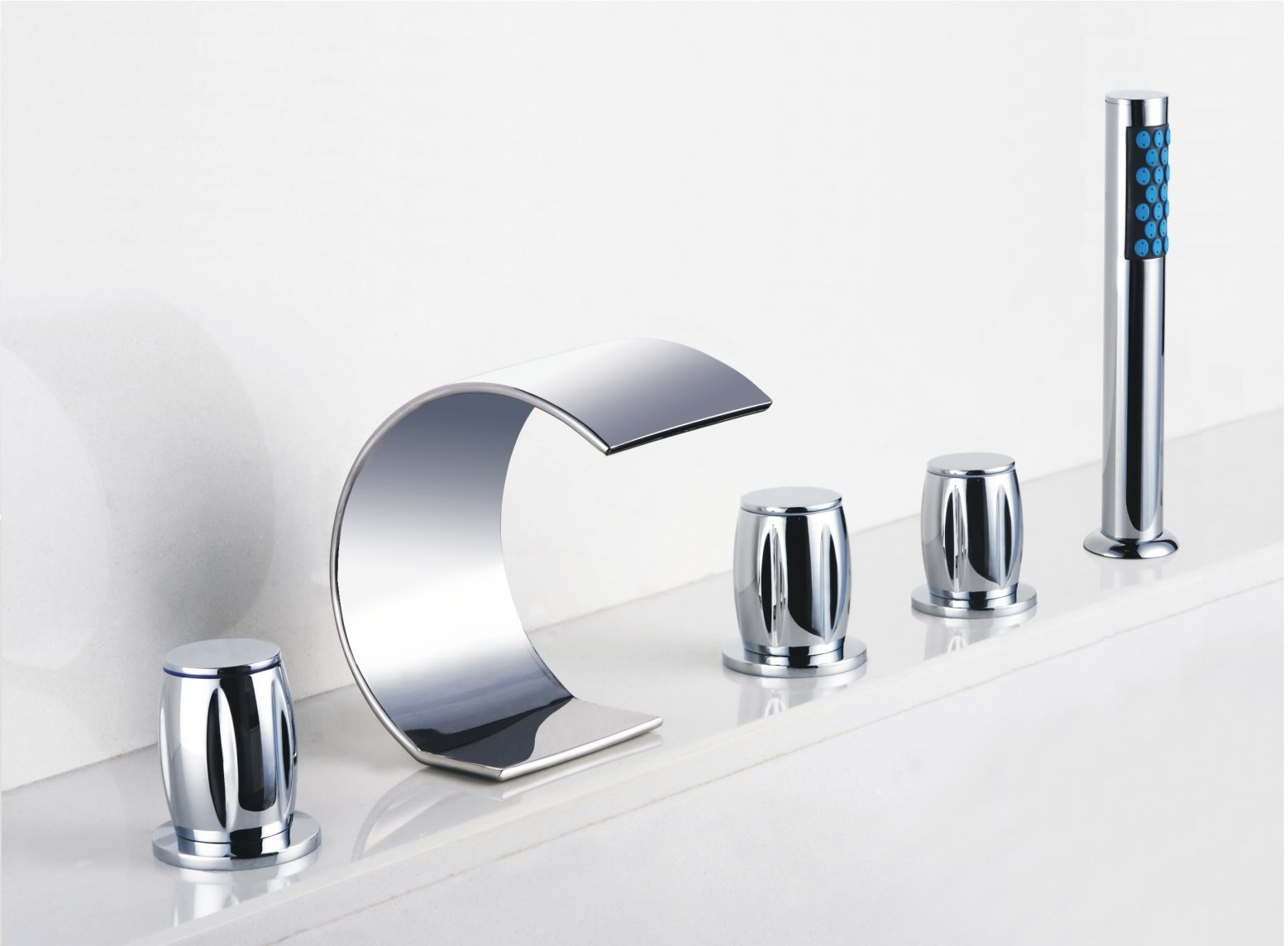Be The First To Get Bathtub Faucet With Handheld Shower