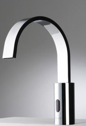 Bravat Infrared Automatic Electronic Commercial Faucet