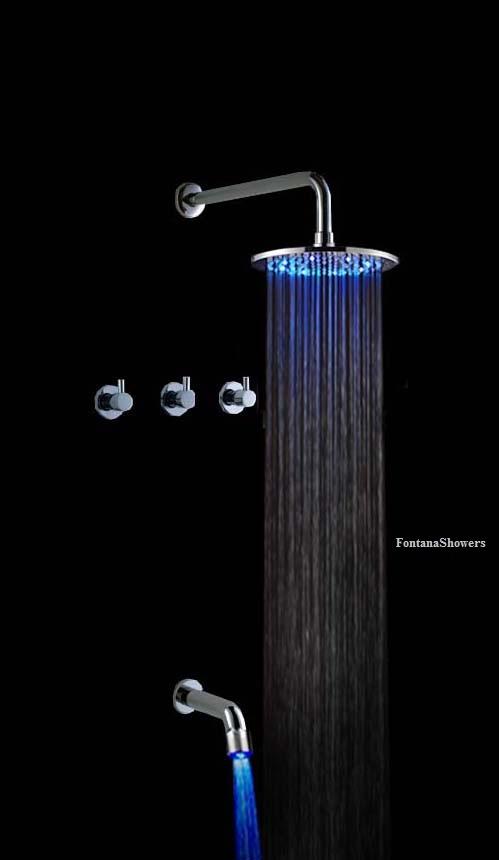 Juno-Led-Showers