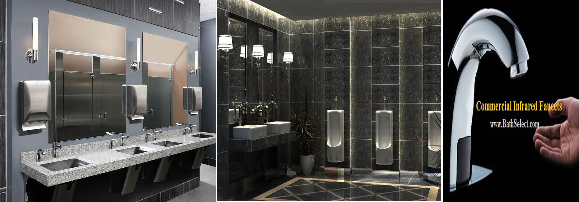 Lavatory Commercial Sensor Faucets - Bathselect Blog