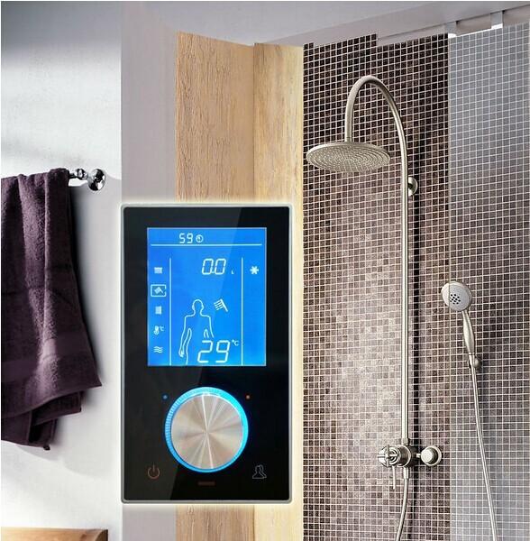 ... Digital Shower Control System Bathroom