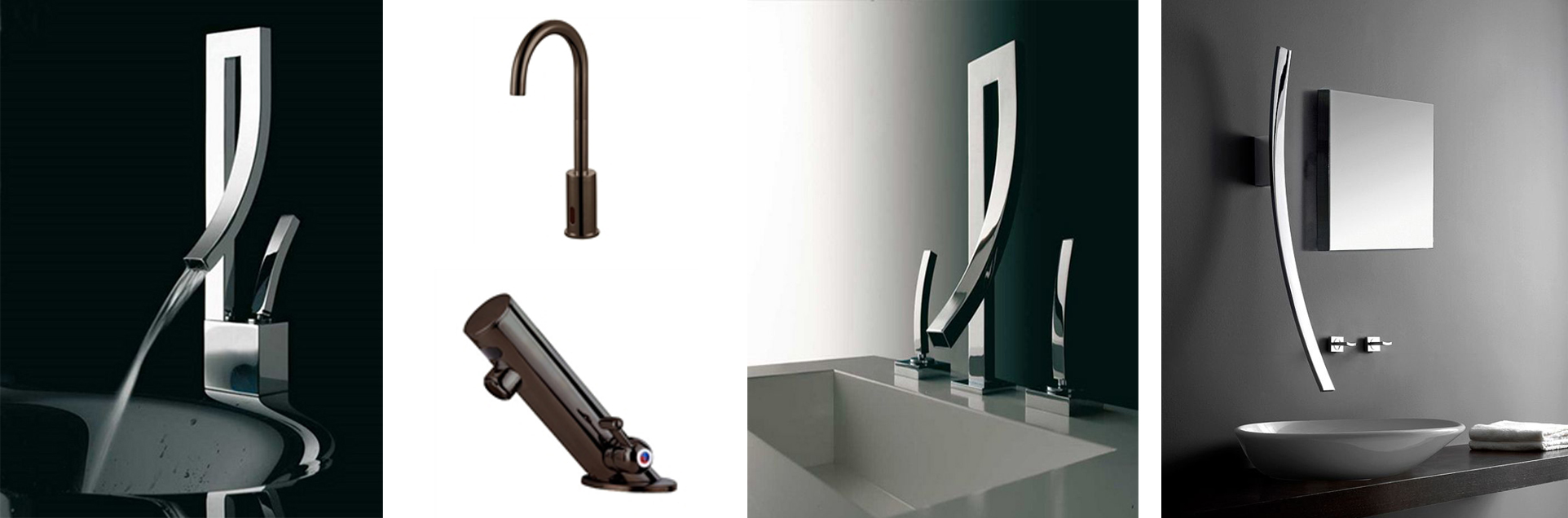 Faucet Finishes - an Important Design Element