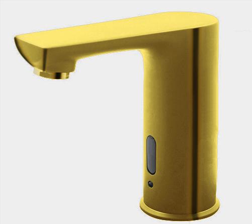 Midras Gold Finish Commercial Automatic Sensor Faucet