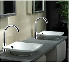 Wella Goose Neck Chrome Sensor Faucet B510 - (also available in ORB or Gold Tone)