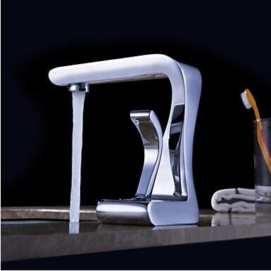 Shop Grhe Crane Bathroom Water Faucet Basin Mixer Sink Faucet At ...