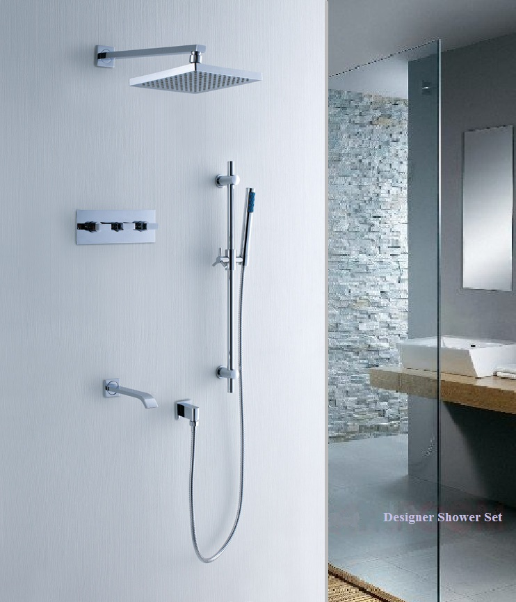 Buy Sonoma Shower Set M6105 At Bathselect. Factory Price Guaranteed