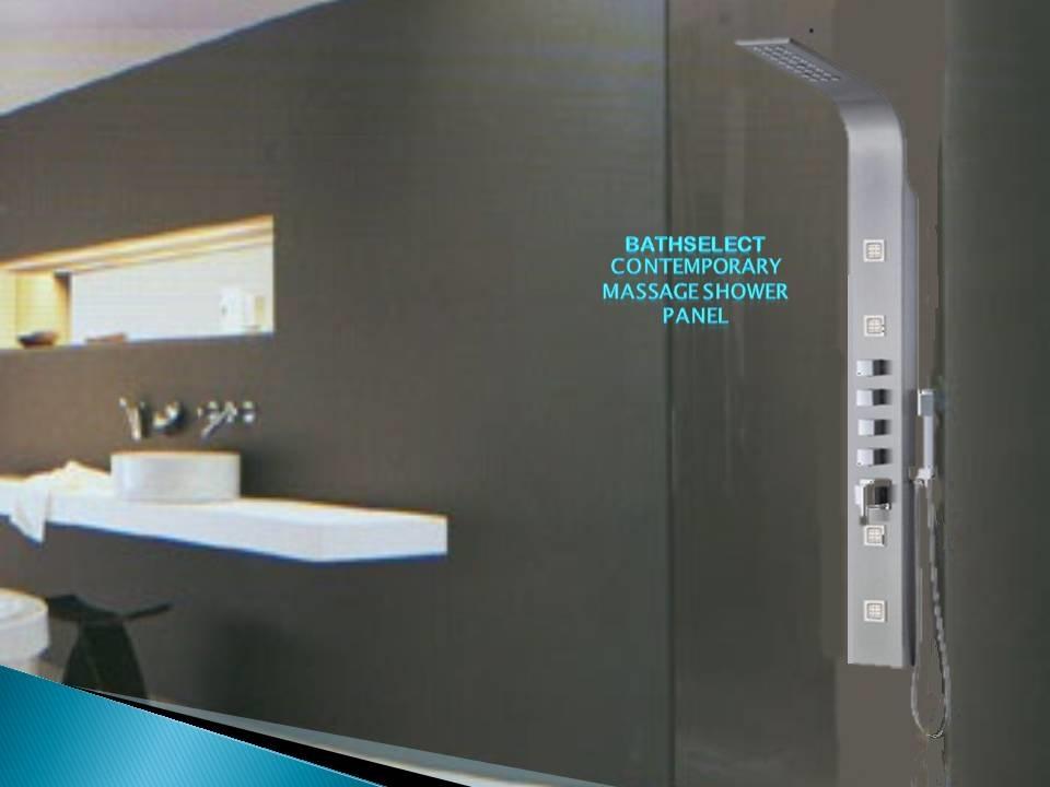 massage shower panelsystem