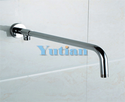 Multi Color Led Shower Head Shower Arm